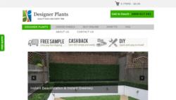 old designer plants